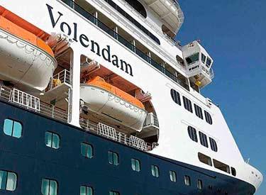 Crucero Canal de Panamá | Holland America Line | Desde Fort Lauderdale (Miami) a San Diego (EEUU) a bordo del ms Volendam