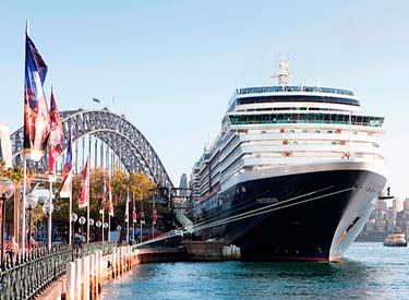 Crucero Mediterráneo Occidental | Holland America Line | Desde Venecia a Barcelona a bordo del ms Oosterdam