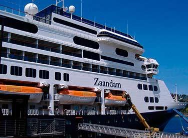 Crucero Alaska | Holland America Line | Alaska a bordo del ms Zaandam