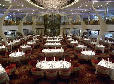 Crucero Mediterráneo y Atlántico | Celebrity Cruises | Reino Unido, España, Portugal a bordo del Celebrity Silhouette