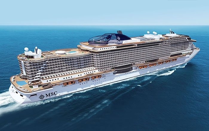 MSC Seaview. MSC Cruceros