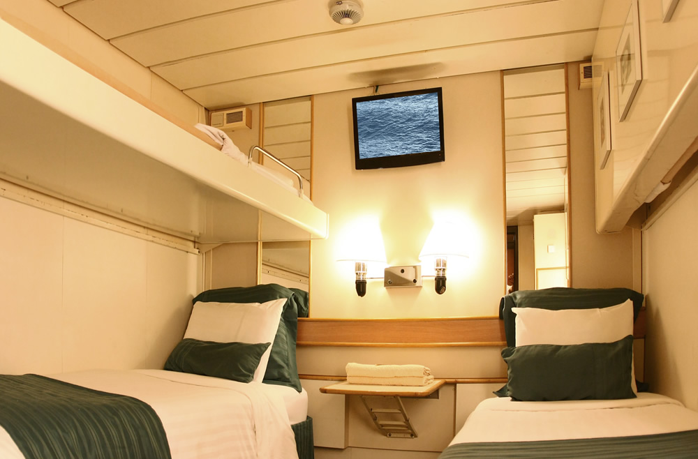 Cabina Interior - Sovereign - Pullmantur
