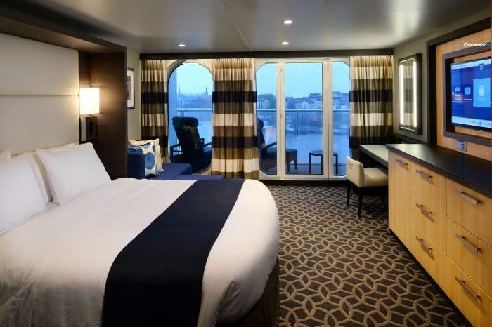 Navidad en las antillas menores 12 noches a bordo del for Anthem of the seas inside cabins