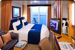 Cabina Con balcón - Brilliance of the Seas - Royal Caribbean