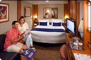 Cabina Interior - Brilliance of the Seas - Royal Caribbean