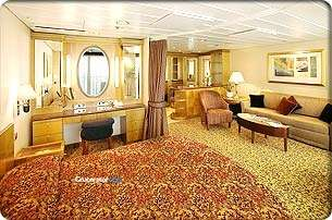 Suite - Brilliance of the Seas - Royal Caribbean
