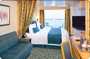 Cabina Con balcón - Navigator of the Seas - Royal Caribbean