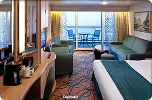 Suite - Rhapsody of the Seas - Royal Caribbean
