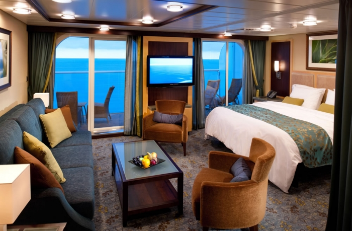 Suite - Symphony of the seas - Royal Caribbean