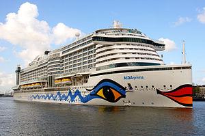 Crucero Mediterráneo Occidental | AIDA | Francia, Italia, España a bordo del AIDAprima
