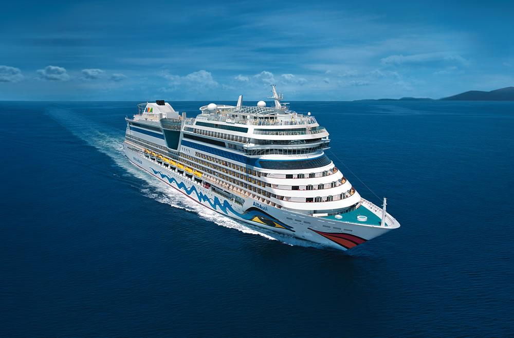 Crucero Mediterráneo Occidental | AIDA | Italia, Francia, España a bordo del AIDAsol