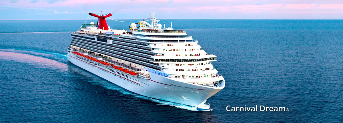 Crucero Caribe | Carnival Cruise Line | México a bordo del Carnival Dream