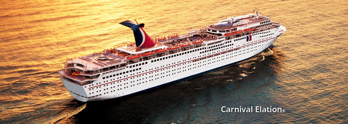Crucero Caribe | Carnival Cruise Line | Bahamas a bordo del Carnival Elation