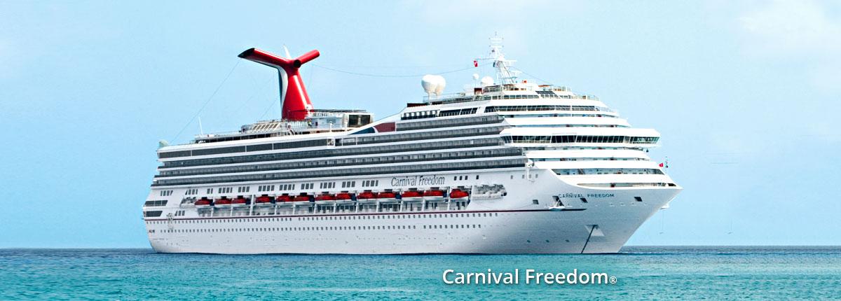 Crucero Caribe | Carnival Cruise Line | Bahamas a bordo del Carnival Freedom
