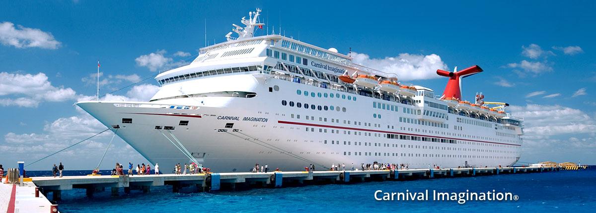 Crucero Riviera Mexicana | Carnival Cruise Line | EE.UU., México a bordo del Carnival Imagination