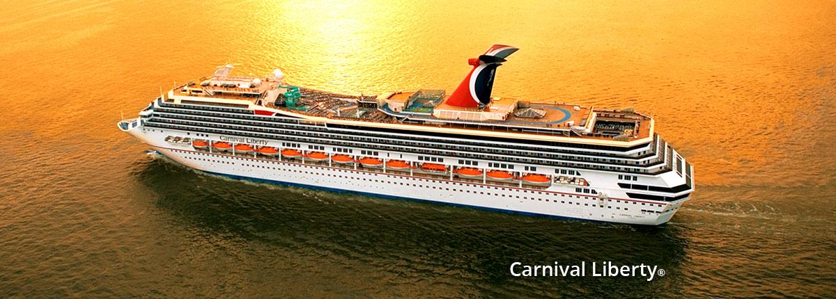 Crucero Caribe | Carnival Cruise Line | Bahamas a bordo del Carnival Liberty