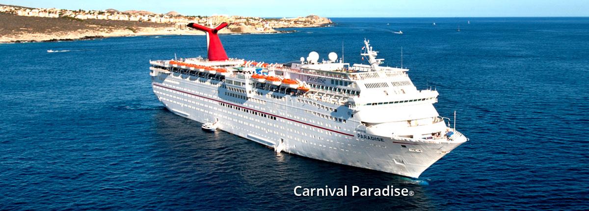 Crucero Caribe | Carnival Cruise Line | México a bordo del Carnival Paradise