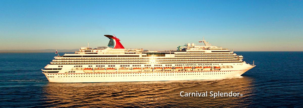 Crucero Riviera Mexicana | Carnival Cruise Line | México a bordo del Carnival Splendor