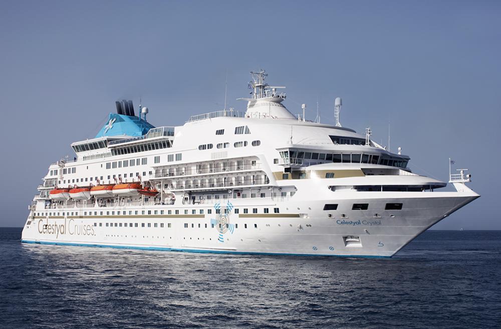 Crucero Islas Griegas y Adriático | Celestyal Cruises | Chipre, Grecia, Turquía a bordo del Celestyal Crystal II