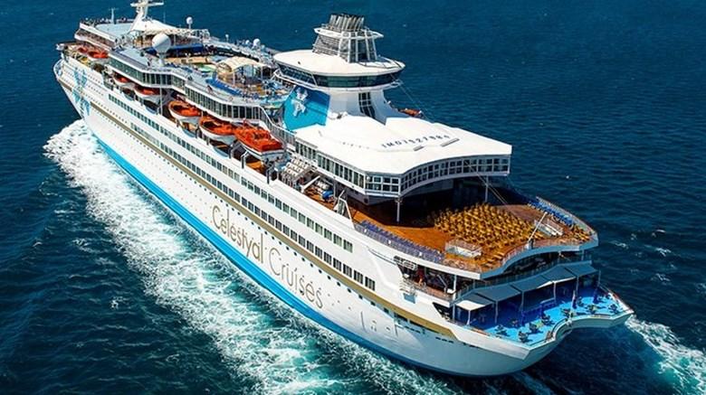 Crucero Mediterráneo Oriental | Celestyal Cruises | Icónico Egeo a bordo del Celestyal Olympia