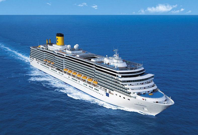 Crucero Mediterráneo Oriental | Costa Cruceros | Zambullida en las Islas Griegas a bordo del Costa Deliziosa