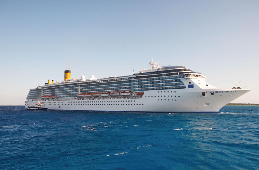 Crucero Mediterráneo Oriental | Costa Cruceros | Las playas más bellas del mundo a bordo del Costa Mediterranea