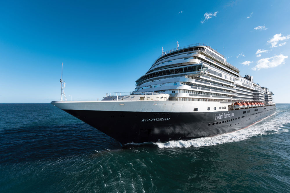 Crucero Riviera Mexicana | Holland America Line | México a bordo del MS Koningsdam