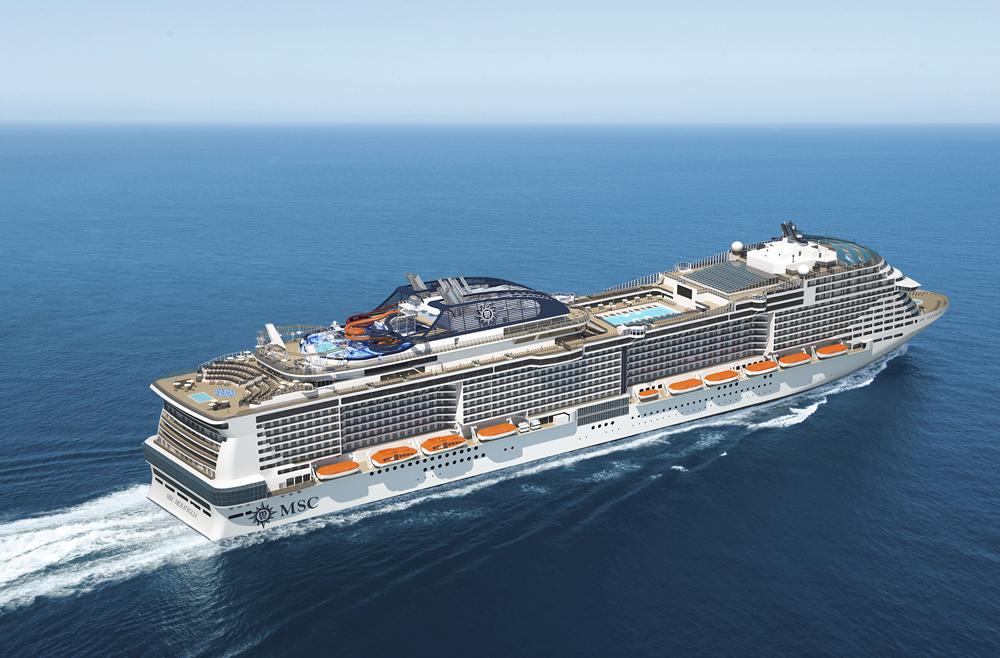 Crucero Mediterráneo Occidental | MSC Cruceros | Escila, Caribdis y la isla de los Caballeros a bordo del MSC Bellissima
