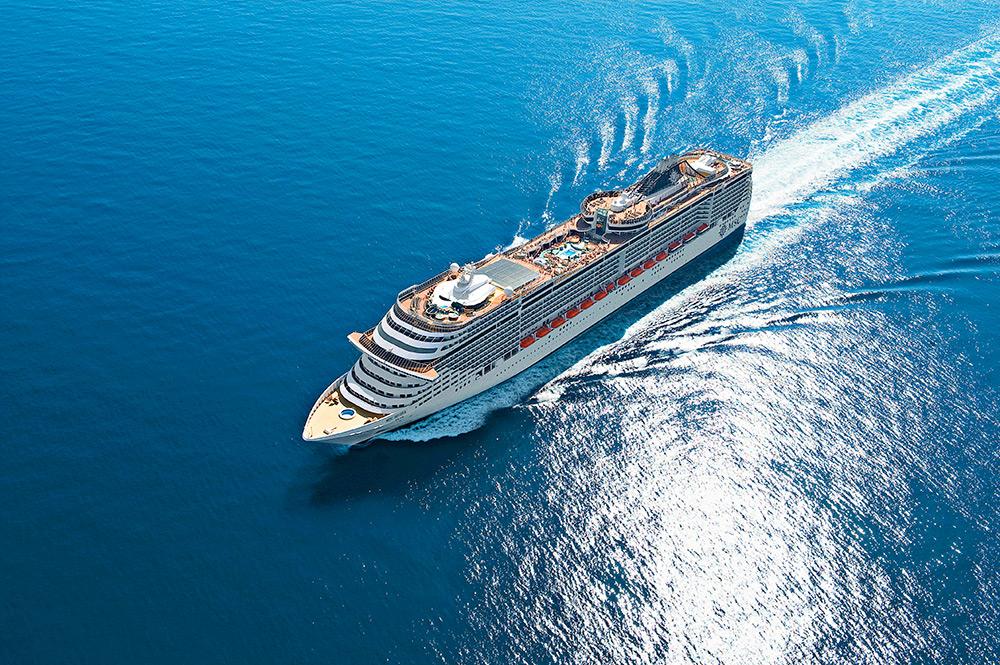 Crucero Mediterráneo Occidental | MSC Cruceros | Influencias árabes y griegas en el Mediterráneo a bordo del MSC Divina