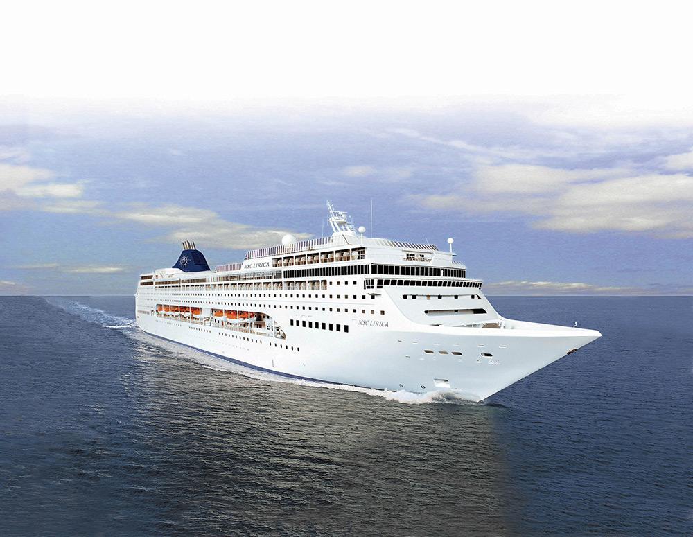 Crucero Entre Europa y Oriente | MSC Cruceros | Desde Venecia a Dubai (EAU) a bordo del MSC Lirica