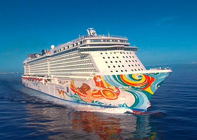 Crucero Mediterráneo Oriental | NCL Norwegian Cruise Line | Montenegro, Croacia, Grecia, Italia, Francia a bordo del Norwegian Getaway