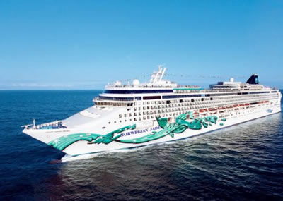 Crucero Entre Europa y Oriente | NCL Norwegian Cruise Line | Desde Dubai (EAU) a Civitavecchia (Roma) a bordo del Norwegian Jade
