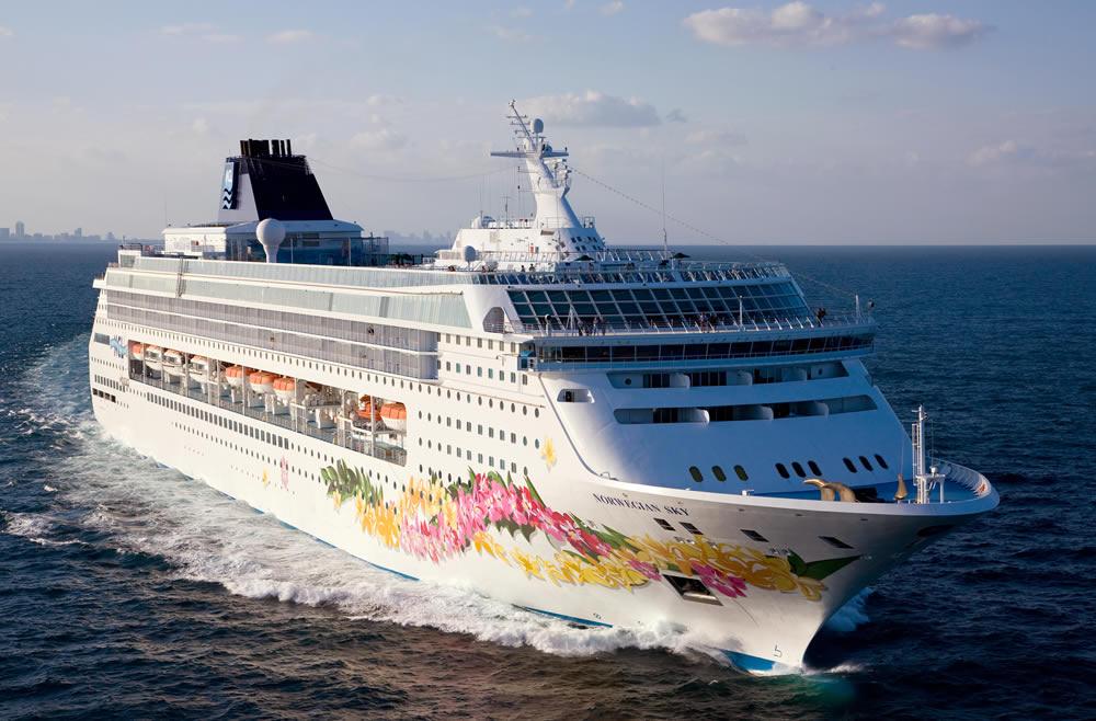 Crucero Caribe | NCL Norwegian Cruise Line | Estados Unidos, Bahamas a bordo del Norwegian Sky