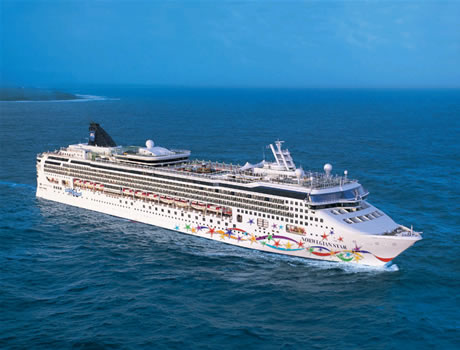 México, Costa Rica, Panamá, Colombia a bordo del Norwegian Star