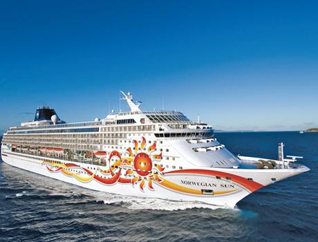 Crucero Alaska | NCL Norwegian Cruise Line | Alaska a bordo del Norwegian Sun