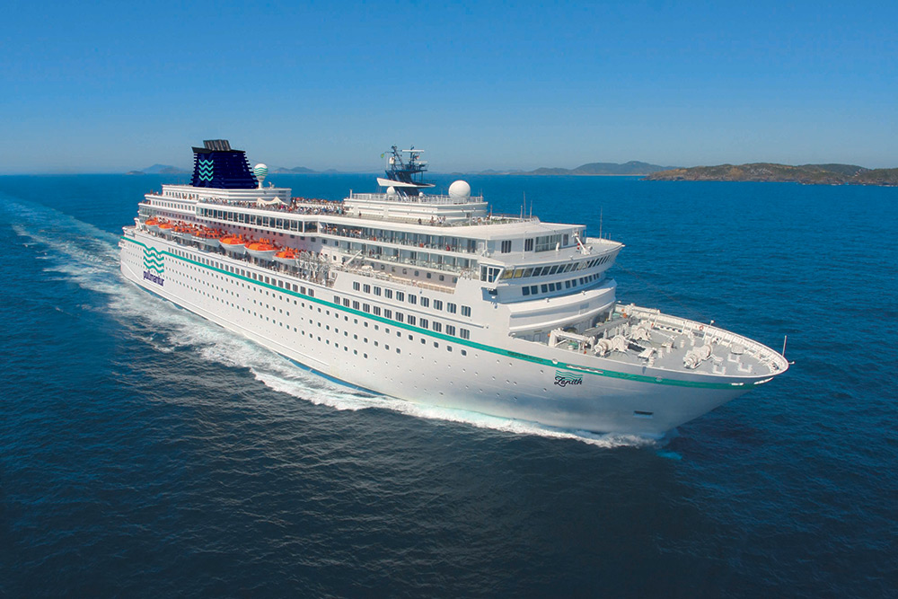 Crucero Islas Canarias | Pullmantur | Del Mediterráneo a Canarias a bordo del Zenith II
