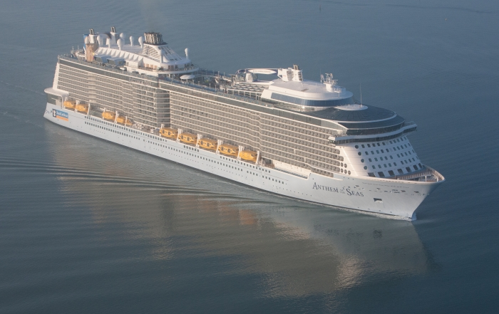 Crucero Norteamérica y Canadá | Royal Caribbean | EE.UU., Canadá a bordo del Anthem of the Seas