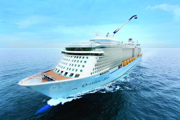 Crucero Asia   Royal Caribbean   Malasia, Tailandia a bordo del Quantum of the Seas