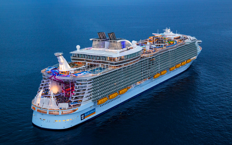 Crucero Mediterráneo Occidental | Royal Caribbean | Mediterráneo clásico a bordo del Symphony of the seas