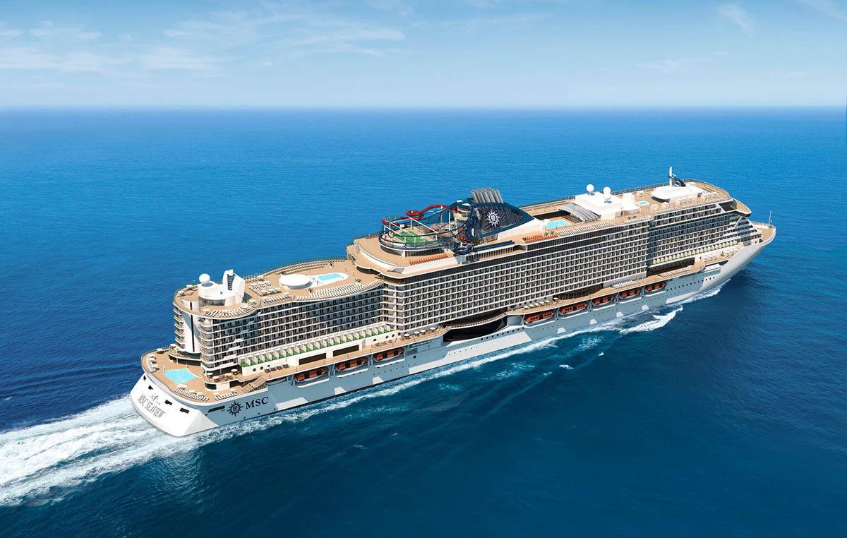 MSC Seaview - Cruceros MSC todo incluido 2018