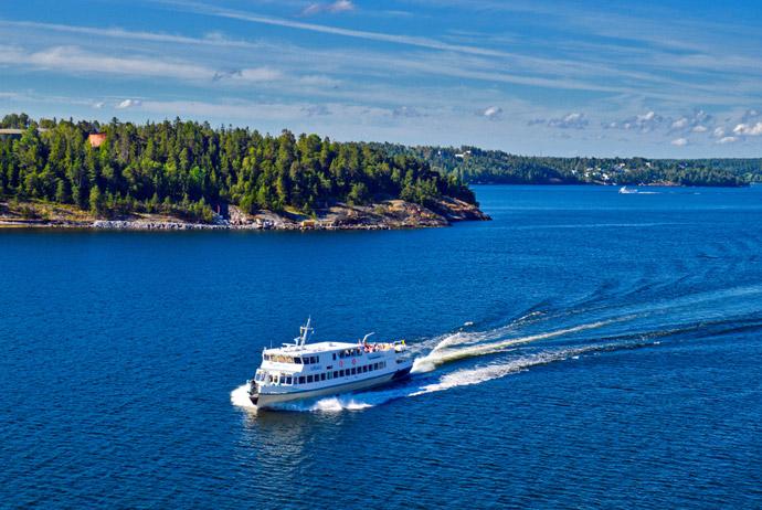 Crucero por el mar báltico MSC en 2019