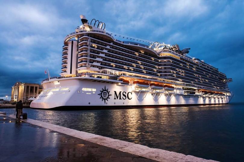 Cruceros 2020 MSC por el Mediterráneo desde Barcelona