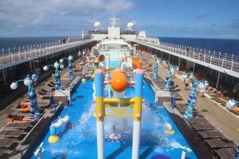Cruceros para niños todo incluido