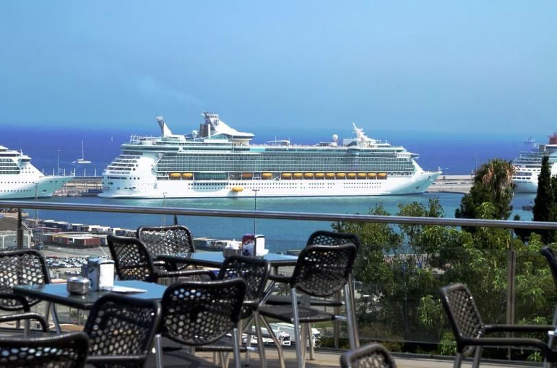 Cruceros desde Barcelona en agosto de 2019 por el Mediterráneo