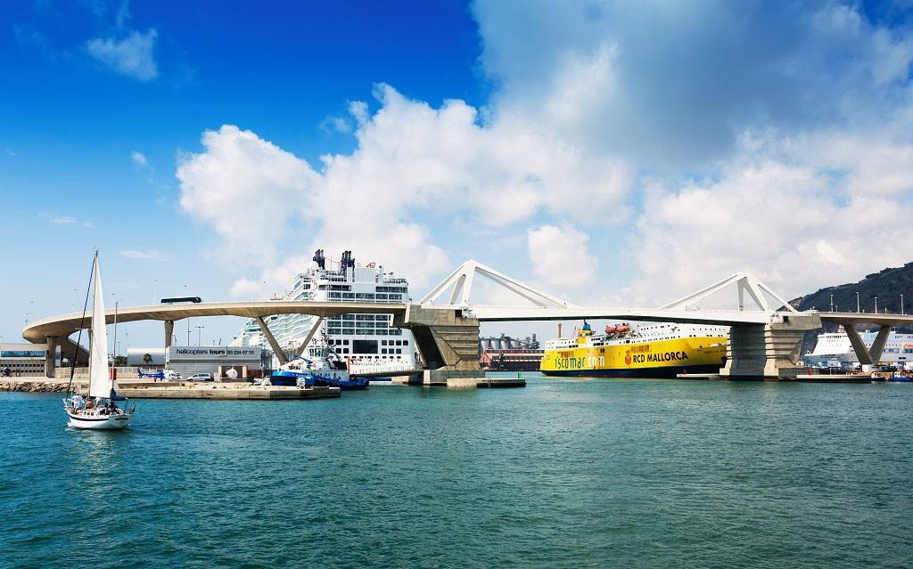 Cruceros desde Barcelona por el Mediterráneo