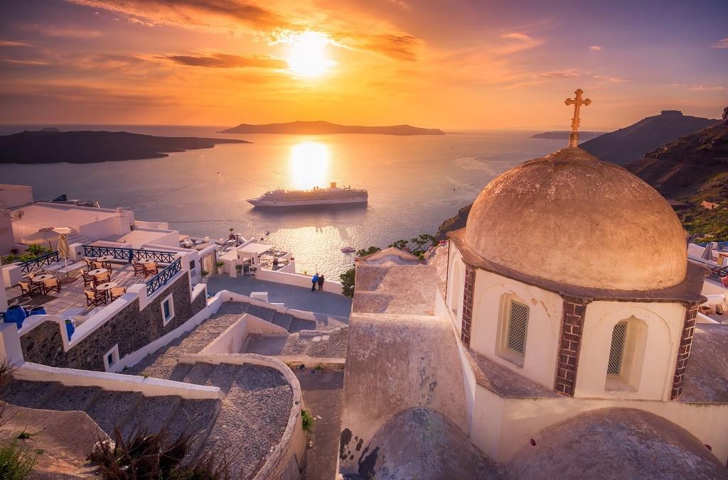 Cruceros por el Mediterráneo en noviembre de 2019
