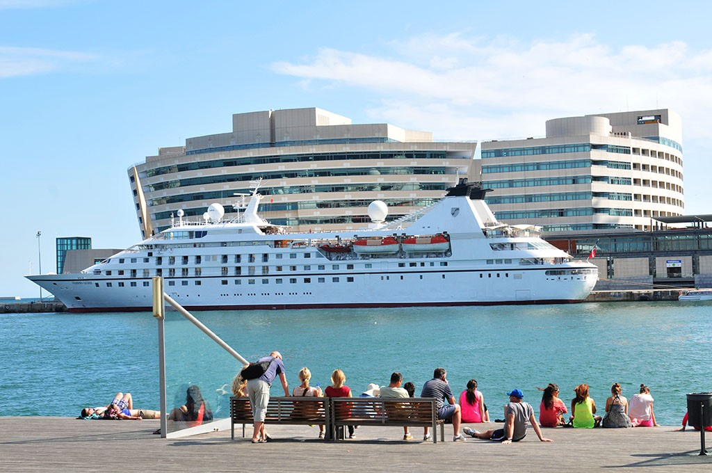 Cruceros en agosto desde Barcelona