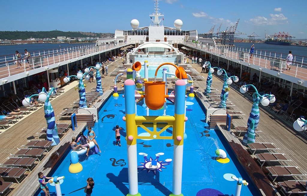 Mejores cruceros con niños y para familias numerosas en 2019