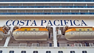 Costa Pacifica Logo