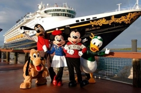 Disney Magic. Disney Cruise Line
